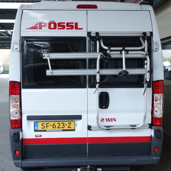 Pössl 2WIN, buscamper, 6 mtr., 2011, 76 dkm, 160 pk
