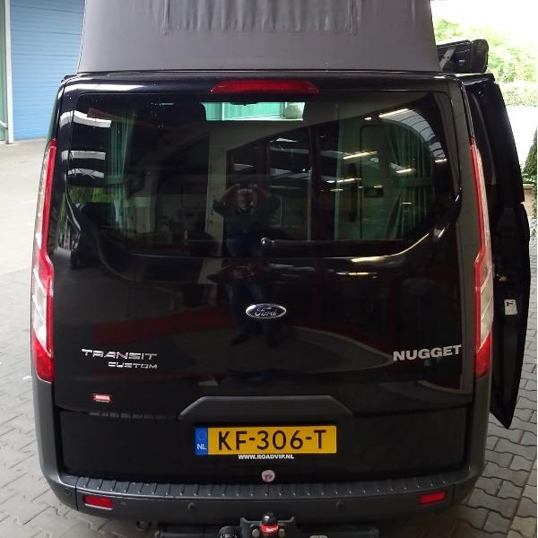 Ford Nugget Westfalia 2016 nieuwstaat 26 dkm
