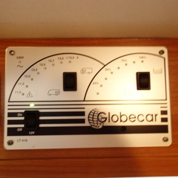 Globecar Globescout by Pössl, 6 mtr., 2013, 6.100 km, 150 pk
