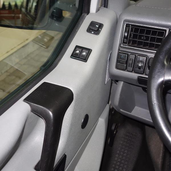 Volkswagen Optima 5.4 Dehler Syncro buscamper, grijs