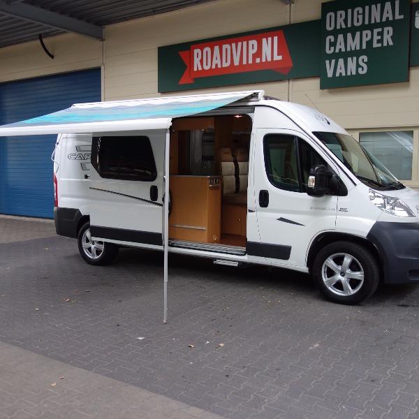 Hymer Streetline Buscamper CAR 322 bj. 2010, 160 pk, wit