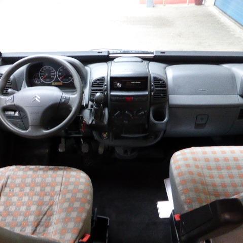 Citroën Jumper, Globecar, Globescout,buscamper, bj. 2005, 128 pk, groen